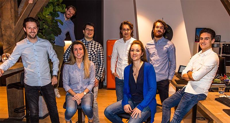 Teamfoto Vergelijkgroep