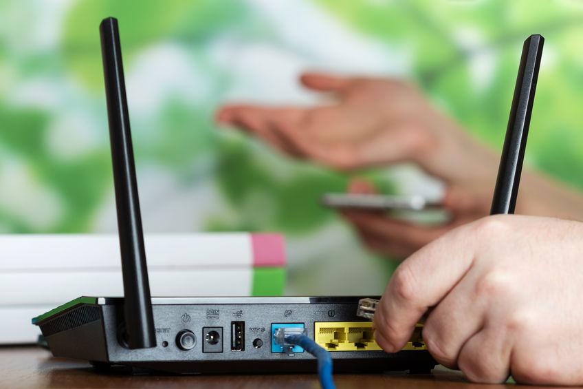 ADSL-verbinding