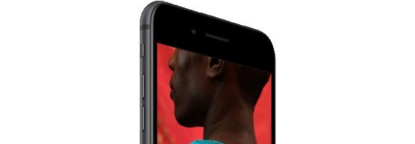 iPhone 8 verbeterde camera