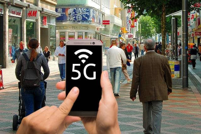 5G-telefoons