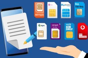 Telefoon Abonnement Verlengen Of Overstappen Providers Nl