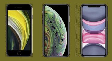 Apple telefoon iPhone met esim