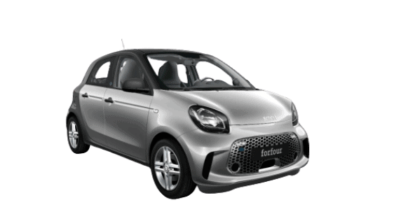 Private lease elektrisch Smart