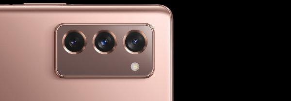 Galaxy Z Fold 2 camera's