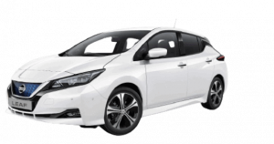 Private lease elektrisch Nissan LEAF