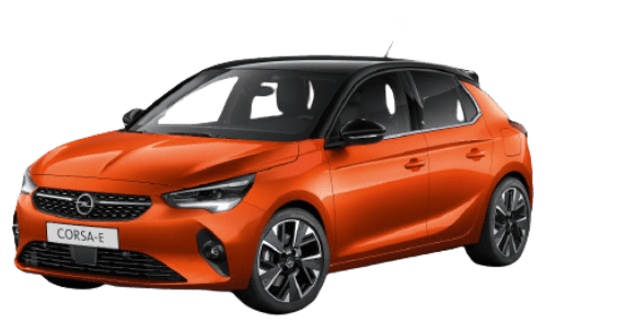 Private lease elektrisch Opel Corsa-E