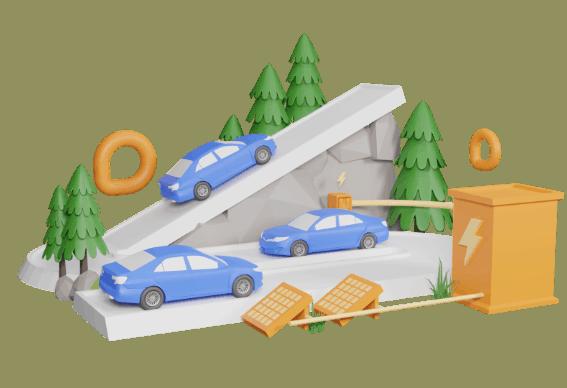 Private lease elektrische auto voordelen