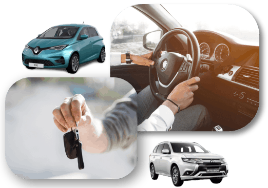 private lease auto inleveren
