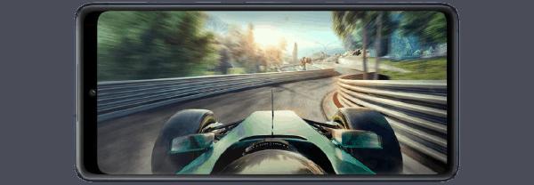 Samsung Galaxy S20 FE scherm