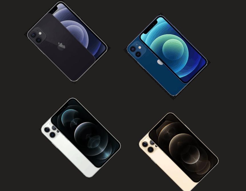 Voordelen van de iPhone 12 serie